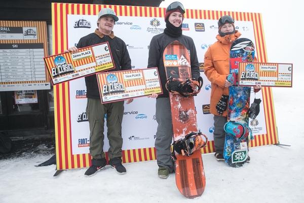 podium snow-photo de frédéric Egli
