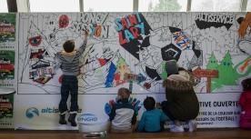 La grafik session - ©Eve Saint-Ramon