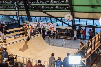 Skate - ©Eve Saint-Ramon