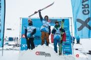 Podium Hommes Ski - ©Dom Daher